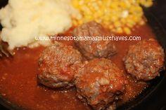 Porcupine Meatballs Recipe! Kid Friendly :) - Minnesota Mama's Must Haves