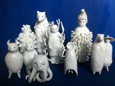 sophie woodrow ceramics | sophie woodrow s ceramics are inspired by victorian art and her latest ...
