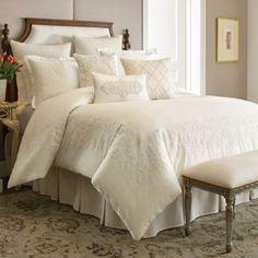 Croscill Couture® Hepburn Comforter Set - www.BedBathandBeyond.com