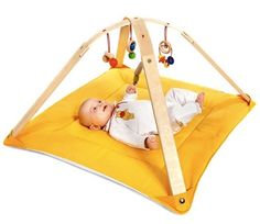 For Every Budget: 20 Wooden Baby Gyms