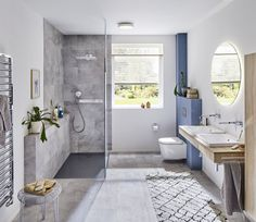 Shower Room Ideas: 11 Beautiful Designs for Updates, Renovations and New Spaces