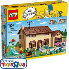 LEGO® - 71006 The Simpsons Haus