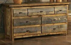 """Wooden chest of drawers """"Big Ben"""" (675.00 USD) by Paradiseoffurniture"""