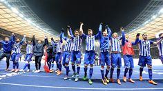 Herthas Abschlussbilanz der Bundesliga-Saison 2015/16