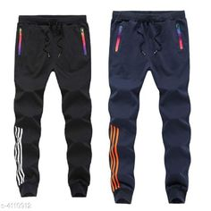 Track Pants Stylish Men's Cotton Blend Track Pants Fabric: Cotton Blend Size: S - 28 in, M - 30 in, L - 32 in, XL - 34 in,XXL - 36 in Length: Up to 40 in Type: Stitched Description: It Has 2 Pieces of Men's Track Pant Work: Solid Sizes Available: S, M, L, XL, XXL *Proof of Safe Delivery! Click to know on Safety Standards of Delivery Partners- https://ltl.sh/y_nZrAV3  Catalog Rating: ★3.9 (12241)  Catalog Name: New Cotton Blend Stylish Men's Track Pants CatalogID_584815 C69-SC1214 Code: 854-4110912-