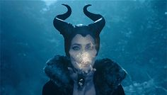 Jolie wore several different versions of the horns throughout the movie because she could have broken her neck with the heaviest version of the horns.   16 Fascinating Things You Didn't Know About Maleficent