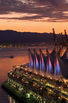 Fairmont Pacific Rim, Vancouver, Canada. Walkable downtown location equally close to the harbour and to shopping, dining and nightlife hot spots.