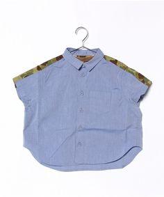 ドロップショルダールーズシャツ(シャツ/ブラウス)|COMECHATTO&CLOSET(カムチャットアンドクロゼット)のファッション通販 - ZOZOTOWN