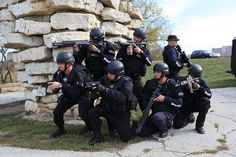 KCPD - Kansas City Missouri Police Department - Tactical Response Team