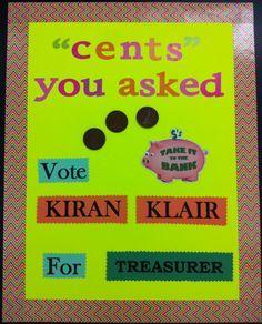 student council campaign on Pinterest   student council, campaign pos…