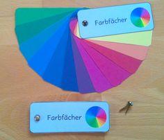 Farbkreis   materialwiese Mehr