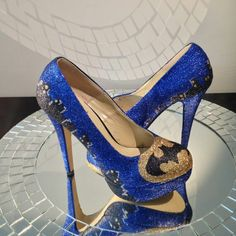 Batman high heels