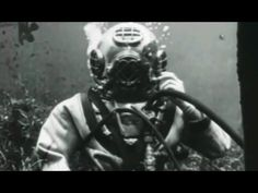 Deep Sea Diving Suit: The Diving Dress 1943 US Navy Training Film https://www.youtube.com/watch?v=5v2s5rL0WDw #DeepSea #diving #USNavy