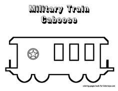 train track outline Google Search DO Pinterest Train