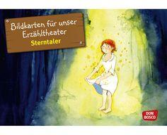 Bildkarten: Sterntaler - betzold.de Best Books To Read, Good Books, Dk Publishing, Reading Goals, Book Cover Art, Book Covers, Conte, Book Worms, Literacy
