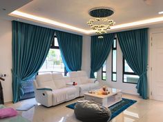 blackout curtains in dubai by curtains dubai f