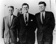 John, Robert, Ted
