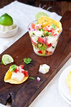 Weeko de Cinco: Simple Ceviche