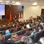 Kozan'ın Kadınları Kooperatifçilik Seminerinde