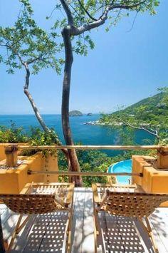 Beautiful Puerto Vallarta - http://www.travelandtransitions.com/destinations/destination-advice/latin-america-the-caribbean/mexico-travel-the-best-mexico-beaches-in-western-mexico/