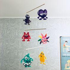 Rainbow Fish, Rainbow Loom, Fuse Bead Patterns, Beading Patterns, Pokemon Go, Pikachu, Shaggy And Scooby, Minecraft Designs, Mario And Luigi
