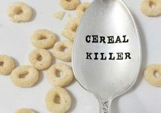 Cereal Killer Löffel