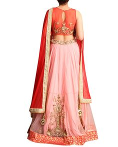 db526f014a6 Rework On Your Ethnic Closet As You Adorn This Designer Flared A-Line Style  Lehenga