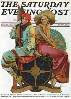 Sat Eve Post  -  Jan 10 1931  EM Jackson