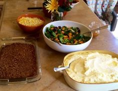 Treat Tuesday - Decadent Mashed Potatoes & Cottage Cheese Roast