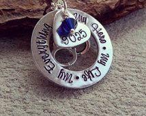 Police Wife Necklace - Police Wife Jewelry - Police Girlfriend Necklace - Police Mom - Sheriff Wife - Deputy Wife Jewelry - Love my Officer