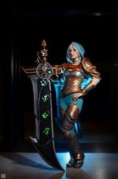 12 Best Redeemed Riven Cosplay Images Cosplay Costumes Awesome