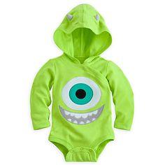 Disney Cuddly Bodysuit Costume for Baby My little monster!!! Baby boy onesie from Monster's Inc.