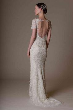 Marchesa Wedding Dresses Spring 2016Beyond Beyond – The Show ™ // Wedding Blog // Bridal Fashion // Wedding Inspiration