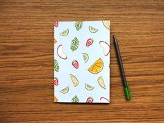 Simple página A5 - Pimms las portátil, ilustrado inmóvil, Bloc de notas, coctel de frutas Notebook de ThisThursdayShop en Etsy https://www.etsy.com/es/listing/485177107/simple-pagina-a5-pimms-las-portatil