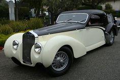 Delage D8-120 Vanvooren Coupe 1939 1