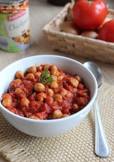 Chana Masala, Gluten Free Recipes, Tofu, Free Food, Food And Drink, Curry, Vegan, Dinner, Cooking