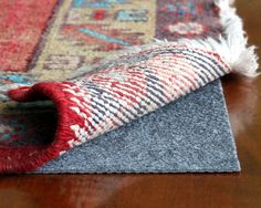 Rug Pro Ultra-Low Profile Felt and Rubber Rug Pad