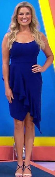Beautiful Rachel Reynolds. Air date 4/6/18