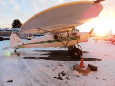 1948 Piper PA-14 Family Cruiser w/ 180HP Conv. for sale in AK United States => http://www.airplanemart.com/aircraft-for-sale/Single-Engine-Piston/1948-Piper-PA-14-Family-Cruiser-w-180HP-Conv/11842/