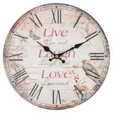 Image result for shabby chic clocks