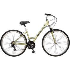 Schwinn Avenue 700cc Ladies' Hybrid Bike. Got it for my birthday! SCORE!