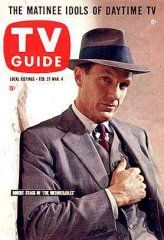 Robert Stack in the Untouchables~