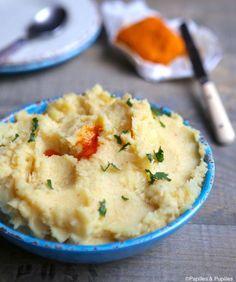 Purée de celeri rave et pommes de terre