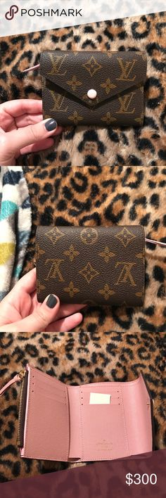 Wallet Brand new. Genuine leather   Please message me before buying thank you !!! **** Louis Vuitton Bags Wallets