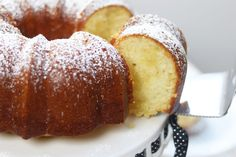 Springtime is never complete until we have my Mom's Lemon Butter Bundt Cake. Your soul will be satisfied with a crispy, buttery bottom similar to old-fashioned buttermilk donuts. Kissed with the refreshing flavor of lemon Lemon Desserts, Lemon Recipes, Just Desserts, Delicious Desserts, Dessert Recipes, Lemon Cakes, Awesome Desserts, Trifle Desserts, Biscuits