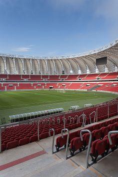 Beira Rio WorldCup Staduim Porto Alegre, RS Brasil 2014 #worldcup2014  #fifa #brasil #brazil #portoalegre #football #SCInternacional
