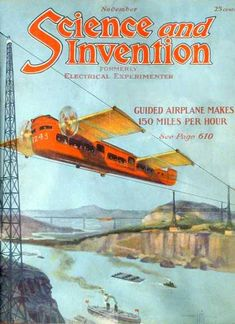 Science and Invention - 11/1921