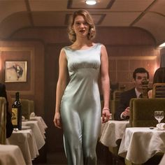New Bond Women featurette for the James Bond movie SPECTRE highlights characters played by Lea Seydoux and Monica Bellucci. New Bond Girl, Best Bond Girls, Daniel Craig, 007 Contra Spectre, Spectre 2015, 007 Spectre, Spectre Movie, Lea Seydoux James Bond, Hollywood Actresses