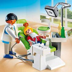 Cabinet de dentiste - 6662