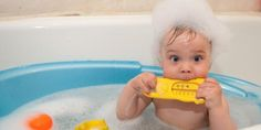 Bath Time Fun – Loved By Many Hated By Few #howtobathbaby #babybath @jbc154